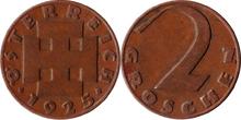 Austria OS0.02 1925
