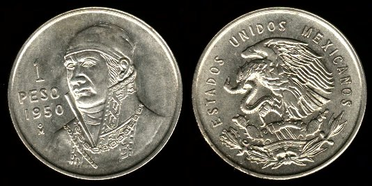 File:Mexico 1 peso 1950.jpg