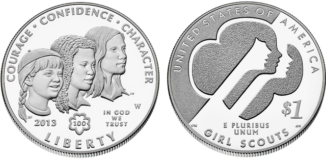 File:2013 $1 Girl Scouts coin.png