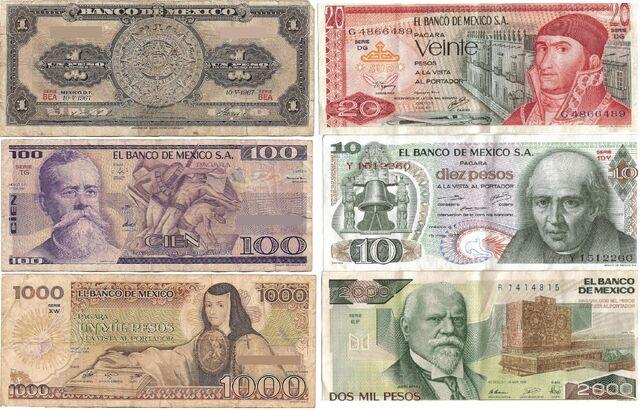 File:Old peso banknotes.jpg
