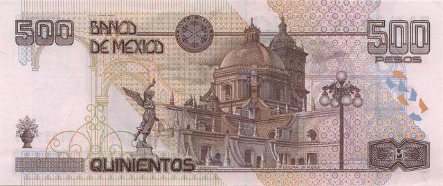 File:500 pesos series D rev.jpg