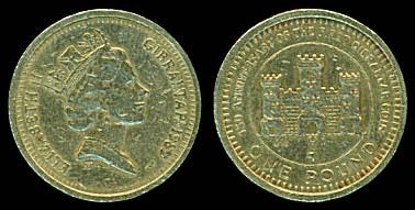 File:Gibraltar Coinage £1.jpg