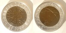 Austria 25 euro satellite (2006)