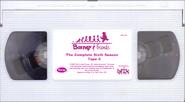 Barney & Friends The Complete Sixth Season Tape 4