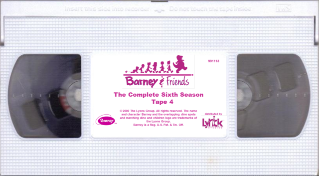 File:Barney & Friends The Complete Sixth Season Tape 4.png