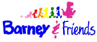 File:Barney Logo 3-4 Rainbow.png