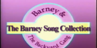 The Barney Song Collection