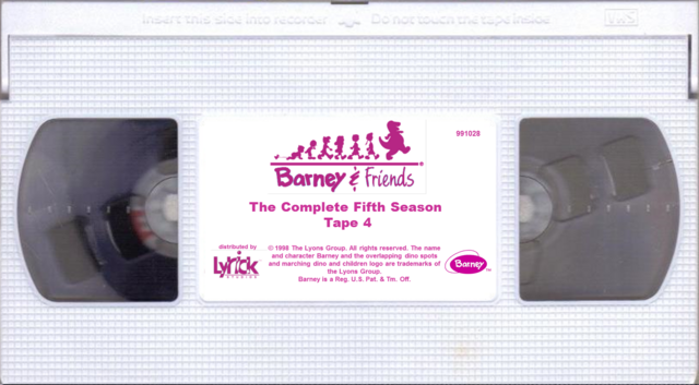 File:Barney & Friends The Complete Fifth Season Tape 4.png