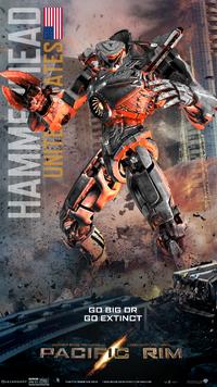 JaegerPoster - Hammerhead