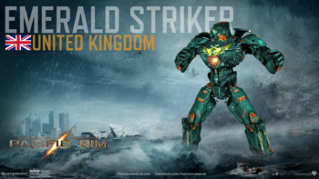 Emerald Striker