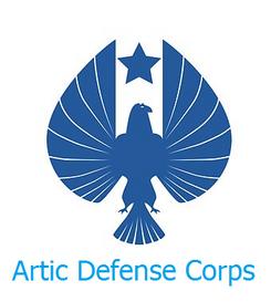 Artic Defense Corps logo