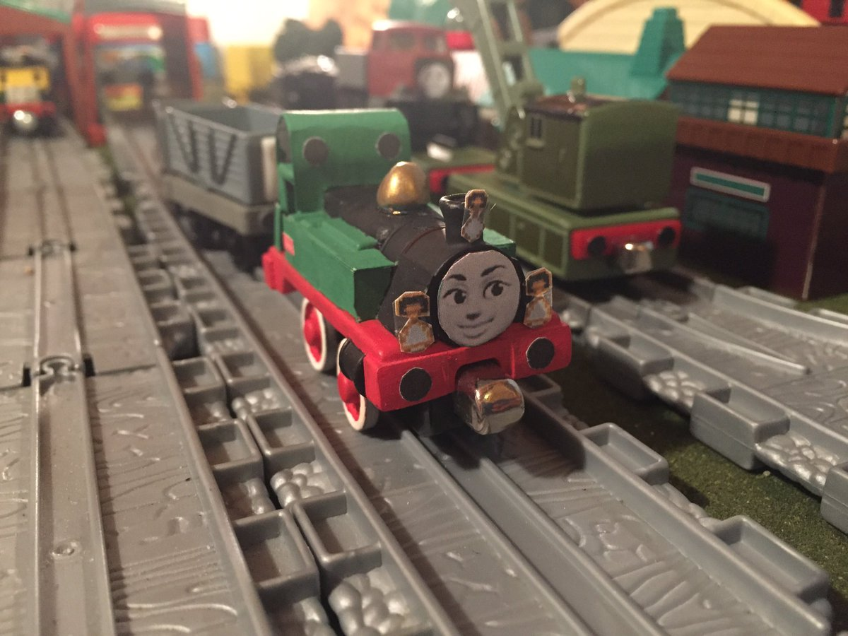 Image Gina Jpg Custom Take N Play Thomas Models Wikia