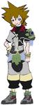 Sora KH3 preccedor form