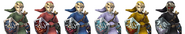Link's Drive forms.