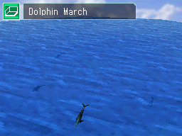 Diorama - Dolphin March