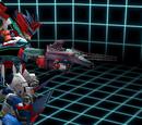 X Laser Gun