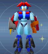 Ray Custom Robo Arena