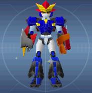 Ray Mk III Custom Robo Arena