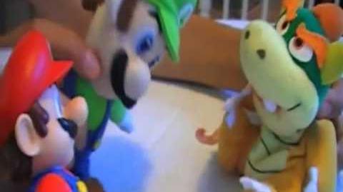 Cute Mario Bros - Find Koopa!