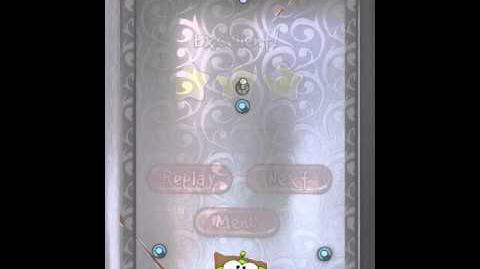 Cut the Rope 3-16 Walkthrough Foil Box