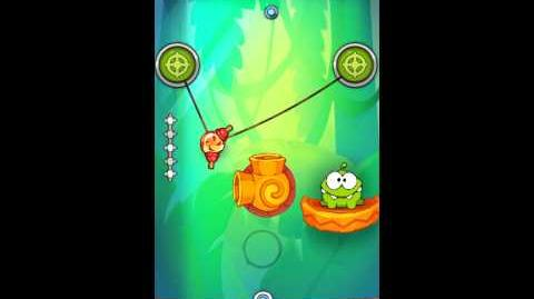 Cut The Rope Experiments - Level 8-20 - 3 Stars