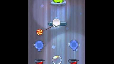 Cut the Rope 4-20 Walkthrough Magic Box