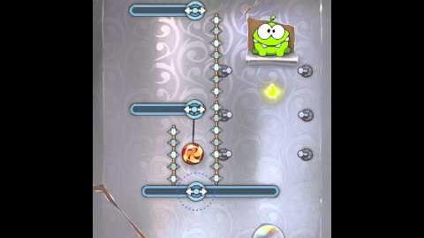 Cut the Rope 3-22 Walkthrough Foil Box