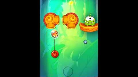 Cut The Rope Experiments - Level 8-17 - 3 Stars