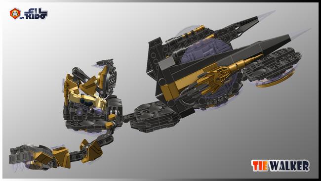 TIE WALKER transformer16 9