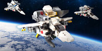 Robotech: Veritech Fighter VF-1S