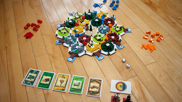 Settlers Photo 1
