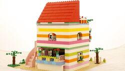 The Rainbow Villa