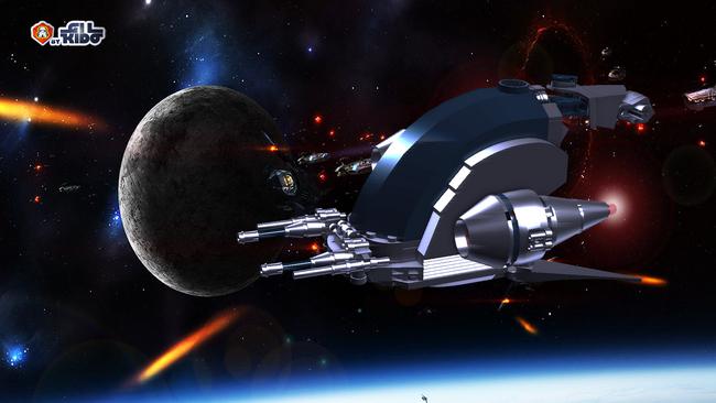 Darth vader's ship 4