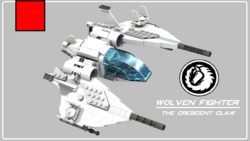 The Wolven fighter