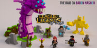League of Legends of Lego - The Raid on Baron Nashor