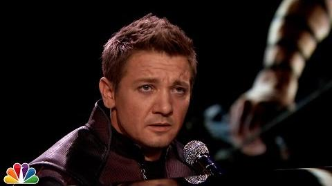 """Hawkeye Sings About His Super Powers (Ed Sheeran """"Thinking Out Loud"""" Parody)-0"""