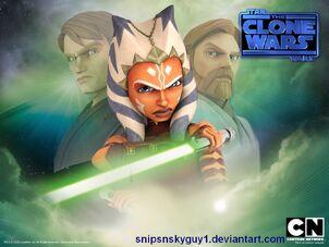 Clone wars season 4 wallpaper by snipsnskyguy1-d4973pj