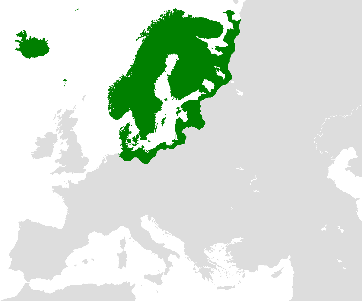 Image Large Swedish MapPNG Cyber Nations Wiki FANDOM - Sweden map wiki