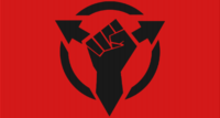 Snx war flag