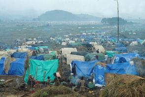 Refugee Camp Transvaal