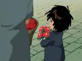 Child- flowers