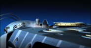 Dolphin III Strato-Pod launch
