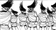 Septupletcyborgs manga