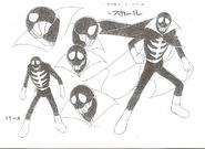 Skull OriginalModelSheet