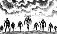 Vanvogt Cyborgmen