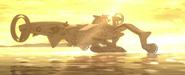 Dolphin III Takeoff