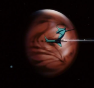 Ishmeal passes Mars