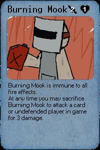 Burning Mook