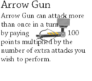 Arrow Gun