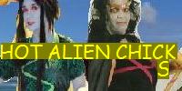 Hot Alien Chicks